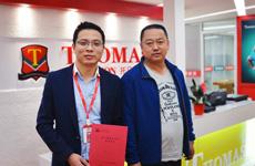 【联盟快报】兰州韩先生投资托马斯就认三个字:品牌好!