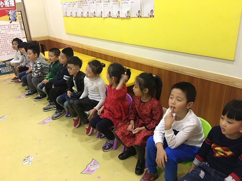 托马斯学习馆沈阳校-开业精彩