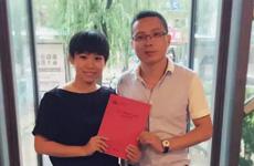 【联盟快报】洛阳刘女士:梦想缘结托马斯